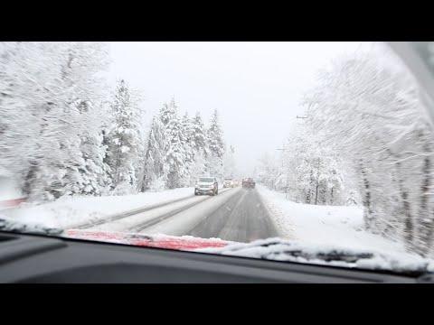 Dangerous Mountain Pass   Vail Colorado