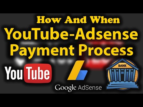 How YouTube - Adsense Payment Process Works ! Hindi #9