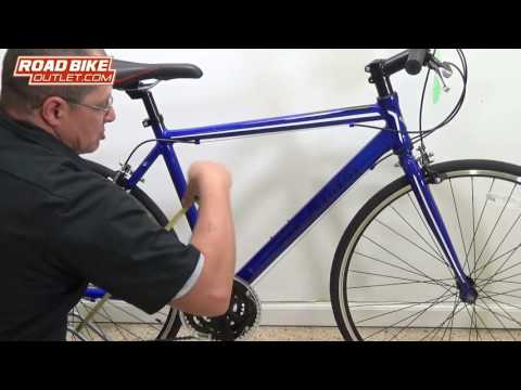 How to select and size a bike