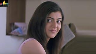Kajal Agarwal Scenes Back to Back   Rana Telugu Movie Scenes   Sri Balaji Video