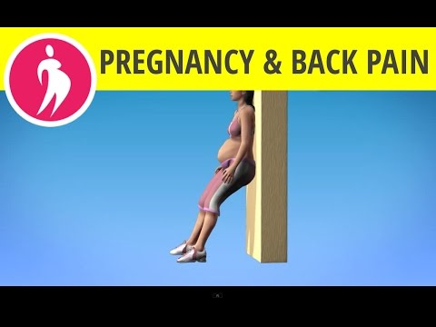 Pregnancy Exercise Video for Low Back Pain