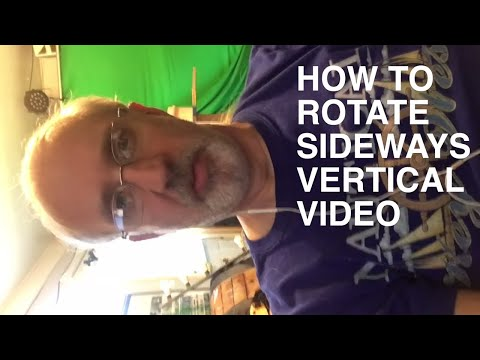 ProPresenter Tutorial: How to rotate sideways vertical video