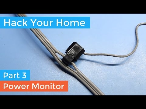 Hack Your Home Part 3: Power Monitor