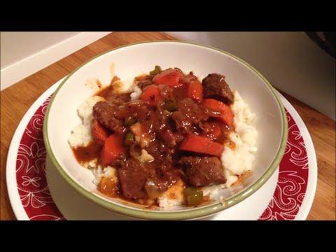 Irish Beef Stew - Dutch Oven
