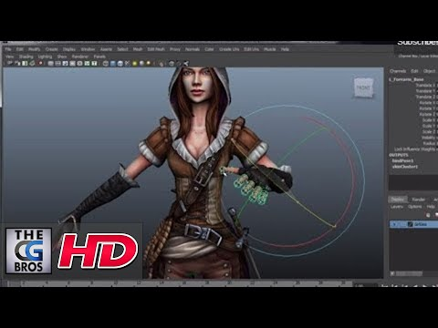 CGI 3D Game Tutorial :