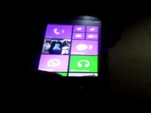 Nokia Lumia windows como capturar la pantalla