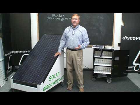 Solar Discovery Cart