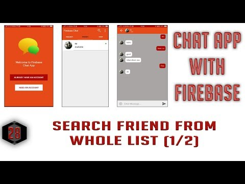 How to make search list in android -