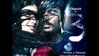 The Rhythm Of Love  Theme Music  New Tamil Song  Moonu 3
