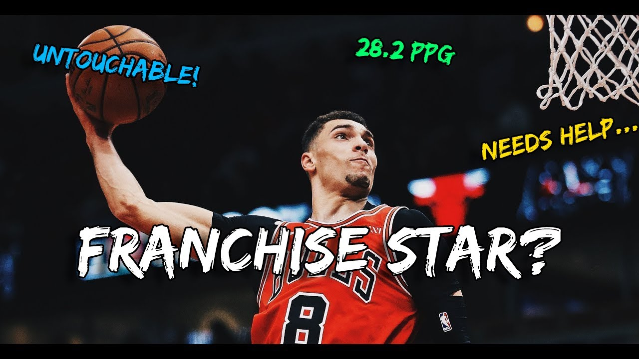 Second Take: Why the Chicago Bulls NEED to build around SUPERSTAR Zach Lavine