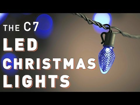 Led Christmas Lights | Pro Christmas™ | LED c7