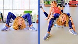 18 Funny Gym Fails / When Workouts Get Weird