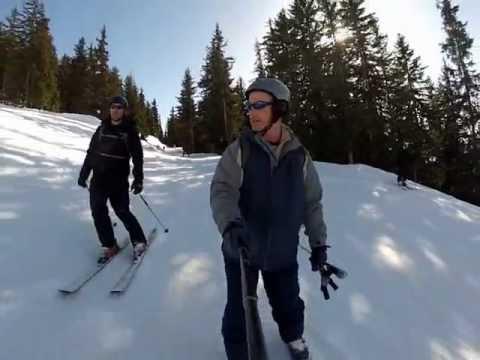 4 Go Skiing in Chamonix