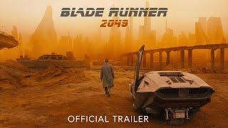 BLADE RUNNER 2049   Official Trailer   In Cinemas October 5