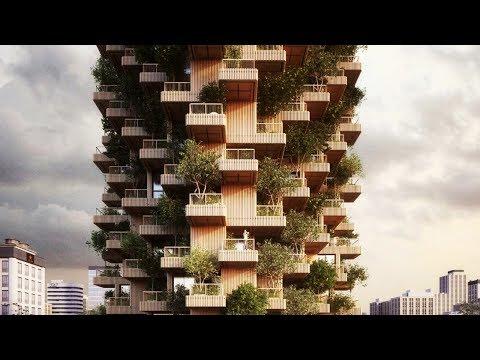 Meet Tree Tower Toronto | The B1M