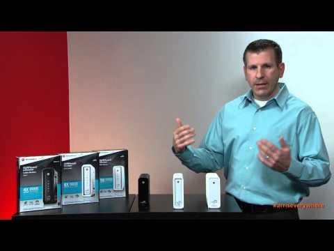 ARRIS: Cable Modem Set-Up