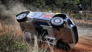 Highlights (Ogier World Champion) - 2015 WRC Rally Australia - Best-of-RallyLive.com
