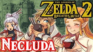 Necluda in Zelda Breath of the Wild 2