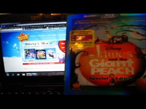 Disney Rewards = How To Get Free Movies &Toys