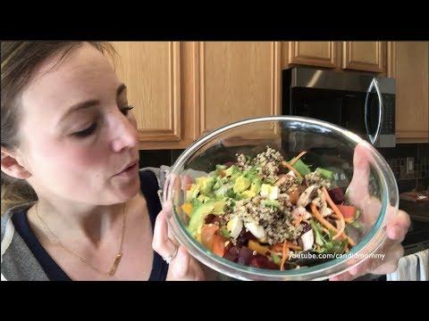 Realtime Mealtime:: Let's Talk & Make Salad!