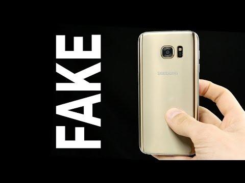 FAKE Samsung Galaxy S7 Review - BEWARE 1:1 Replica !