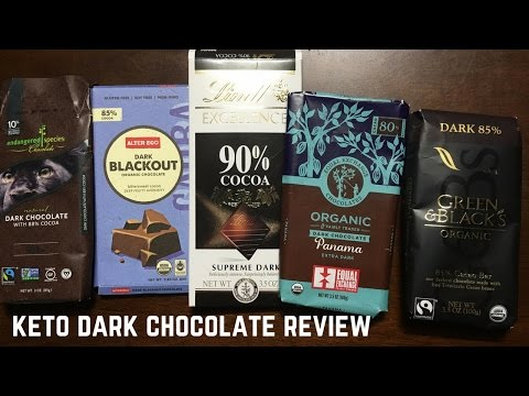 Keto Diet Chocolate Review