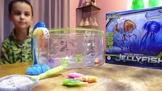 Robo Jellyfish - Electronic Pet Toys - Toy Review