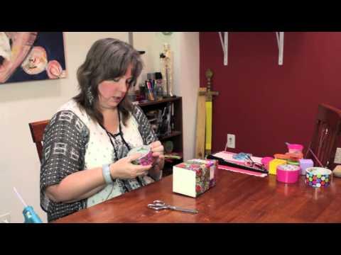 Homemade Remote Holder : Homemade Crafts