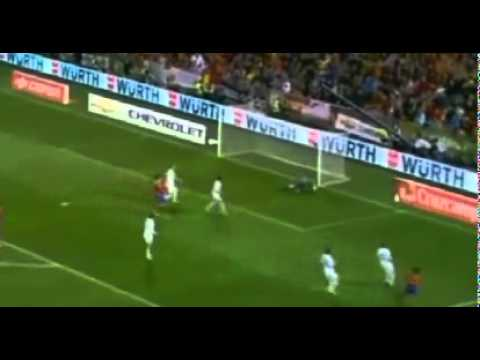 Spain vs Czech Republic 2-1 - All Goals & Full Match Highlights - 25-3-2011