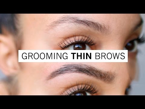 How to Groom Your Brows at Home | Waxing & Tinting