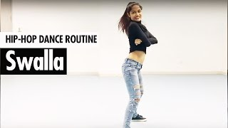 Swalla   Jason Derulo   Hip Hop Dance Routine   LiveToDance with Sonali