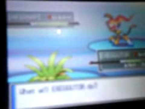 Pokemon Platinum Battle Factory Part 1