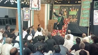 Asghar e Besheer Ka Matam !! Live 16 Safar Mubarakpur Azamgarh U.P. INDIA !! 2019-20/1441.