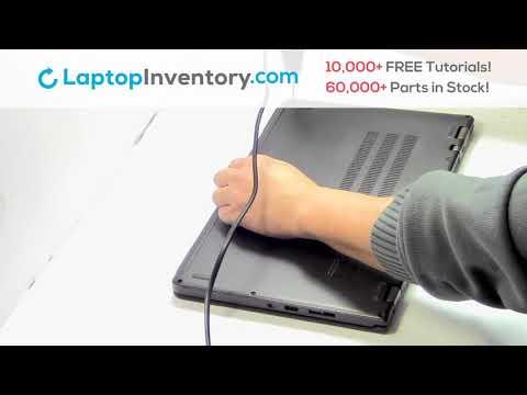 Battery Replacement Lenovo Thinkpad 20C0. Fix, Install, Repair S120 S240 20CD S1 (Yoga)