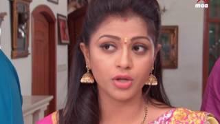 Kumkuma Puvvu ( కుంకుమ పువ్వు ) : Episode 285 ( 17 - June - 17 )
