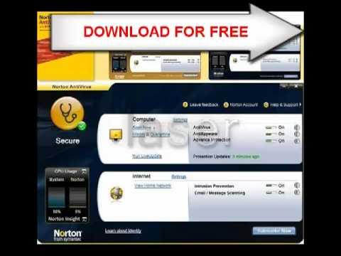 Download crack norton internet security 2011.