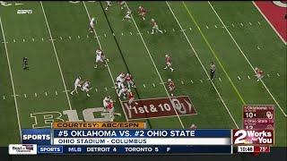Sooners stun #2 Ohio State, 31-16