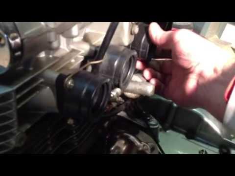 Carburetor problems with 1981 Suzuki GS850G