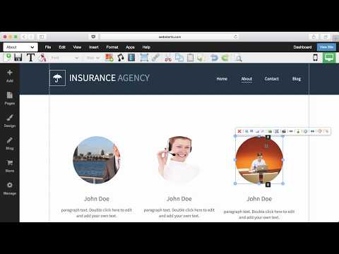 Create A Truly Custom Website With WebStarts