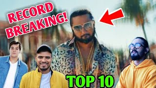 Yo Yo Honey Singh Song Makhna Breaks RECORDS - His Reaction   BB Ki Vines, Amit Bhadana - Top 10