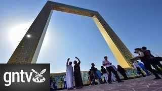 What is the Dubai Frame?