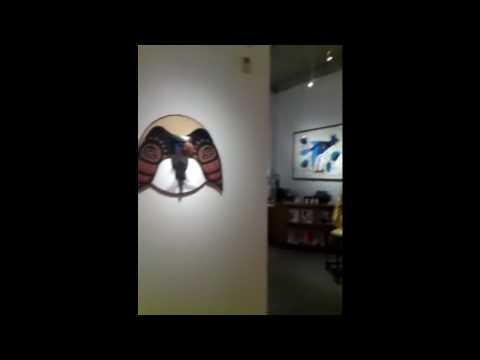 Stonington_Gallery_Native_Art_Totem_Pole_Seattle.wmv