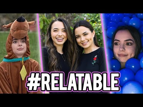 TOP 9 MERRELL TWINS RELATABLE MOMENTS