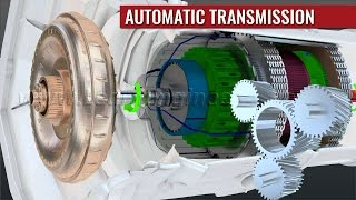 Automatic Transmission, How it works ?