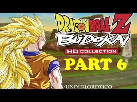 DBZ Budokai 3 HD - Goku Story Part 6, Hidden Characters
