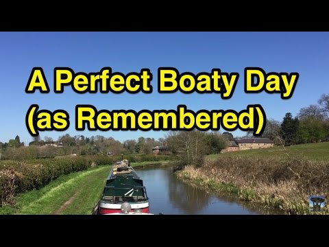 Ellesmere Boat Life Memory (Book Quote)