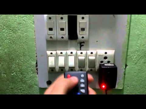 Simple smart IR remote control switch