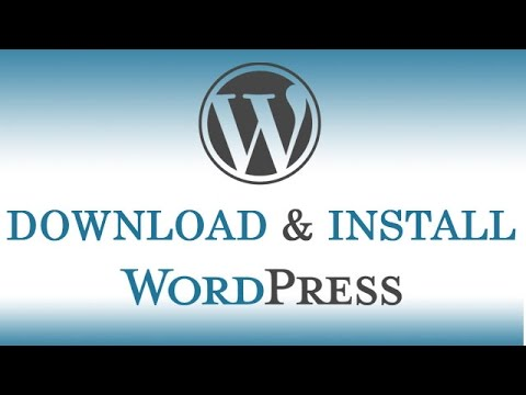 2.) How to Download and Install Wordpress Setup with full explanation (in Hindi/Urdu Language)