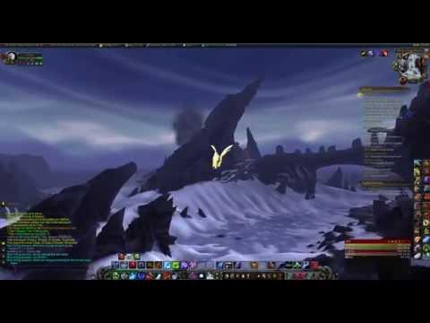 WoW - Flying in Draenor