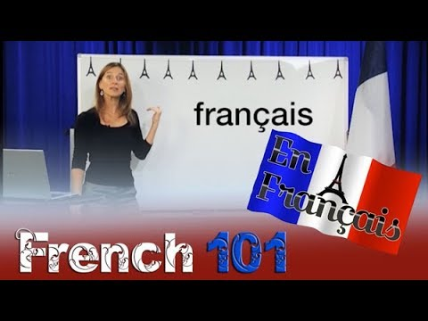 Alphabet and Greetings | French For Beginners